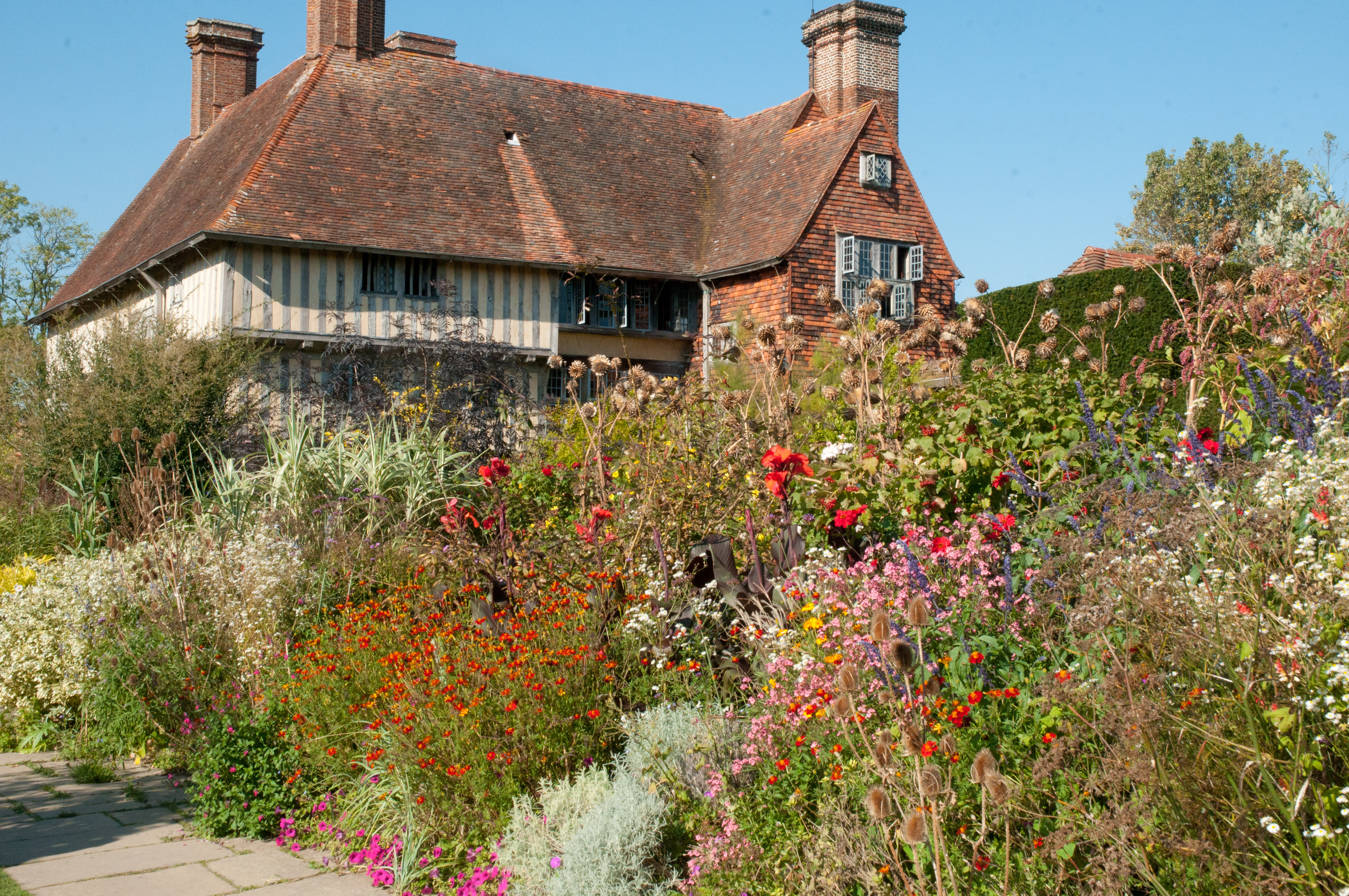 Great Dixter | Out of ...