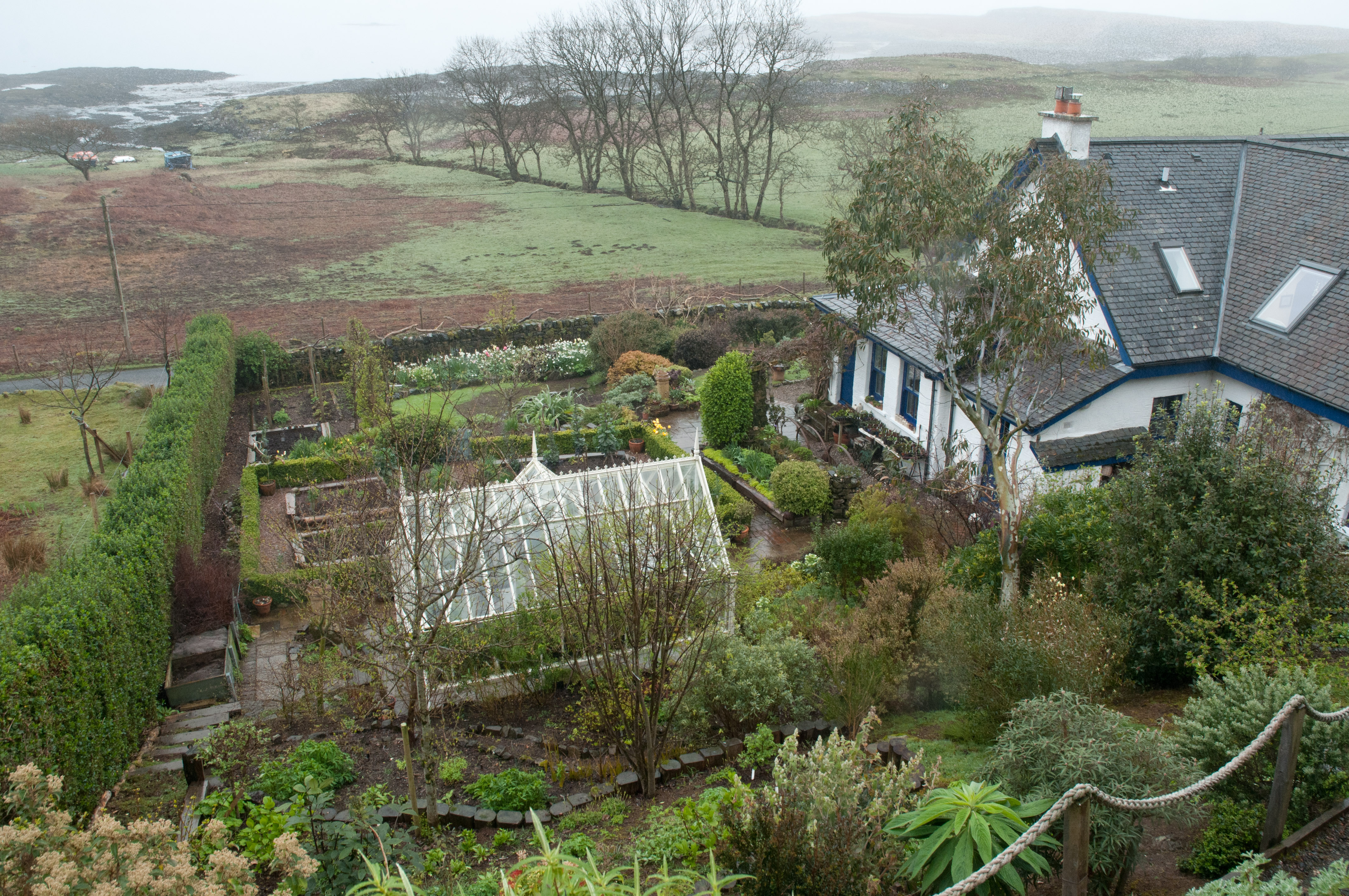 Scottish gardens to visit out of my shed for Garden trees scotland