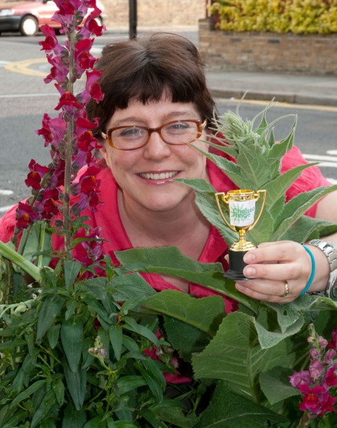 Eugenie Biddle-tree pit winner