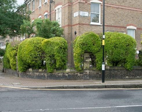 Elephant herds in Finsbury Park