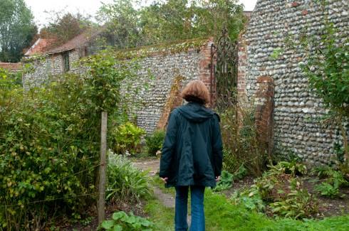 Wander in Wiveton Hall Kitchen Garden
