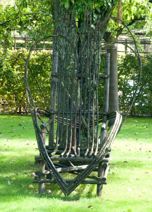 Chair 2 at Prieure D'Orsan