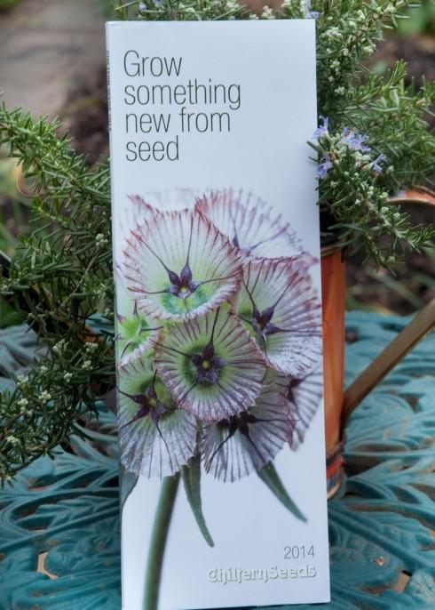 Chliterns seed catalogue 2014
