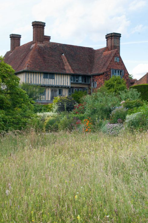 Wildflower meadows surrounding the house Great Dixter 2
