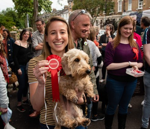 Chelsea Fringe (Cake Sunday) Dog Show https://outofmyshed.co.uk/btg
